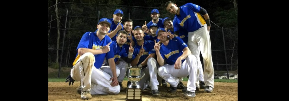 2015 CABL Champion Norfolk County Mariners