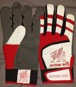 Gryphon Gloves red